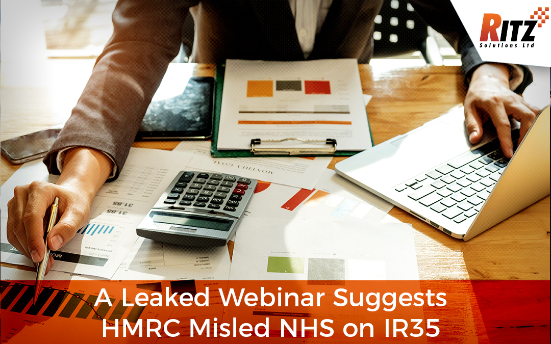 A Leaked Webinar Suggests HMRC Misled NHS on IR35