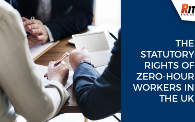 The Statutory Rights of Zero-Hour Workers in the UK