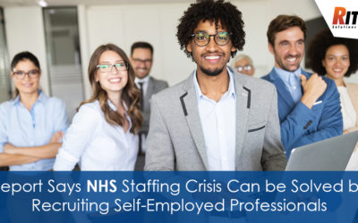 Report Says NHS Staffing Crisis Can be Solved by Recruiting Self-Employed Professionals