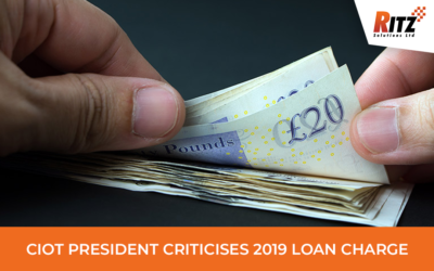CIOT President Criticises 2019 Loan Charge