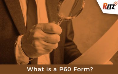 What is a P60 Form?
