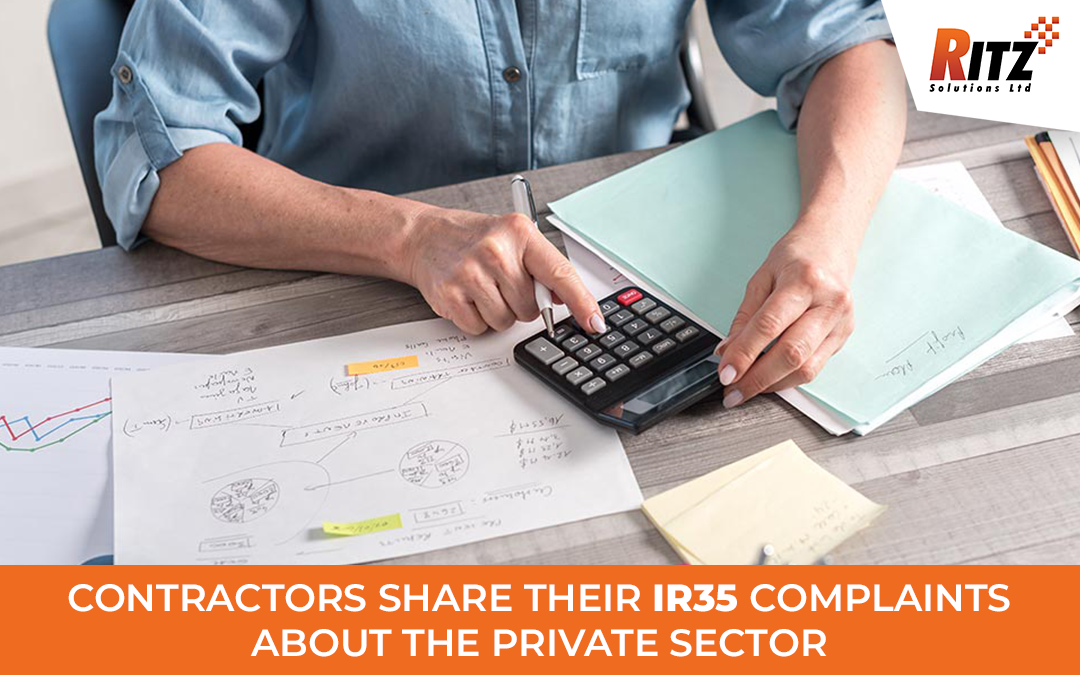 Contractors Share Their IR35 Complaints about the Private Sector