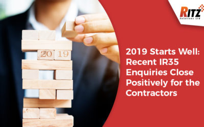 2019 Starts Well: Recent IR35 Enquiries Close Positively for the Contractors