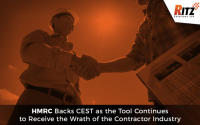 HMRC Backs CEST as the Tool Continues to Receive the Wrath of the Contractor Industry