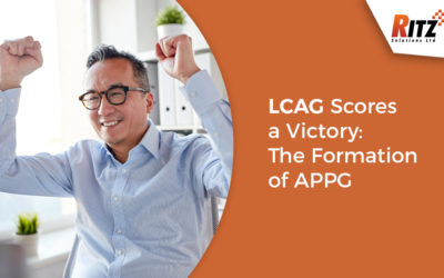 LCAG Scores a Victory: The Formation of APPG