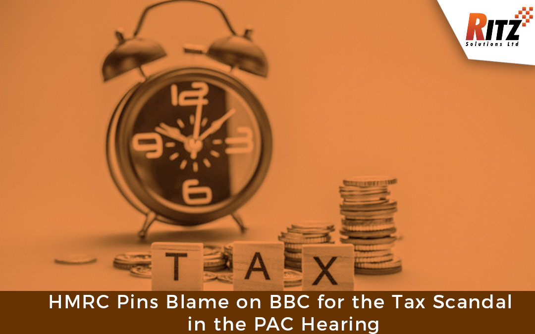 HMRC Pins Blame on BBC for the Tax Scandal in the PAC Hearing