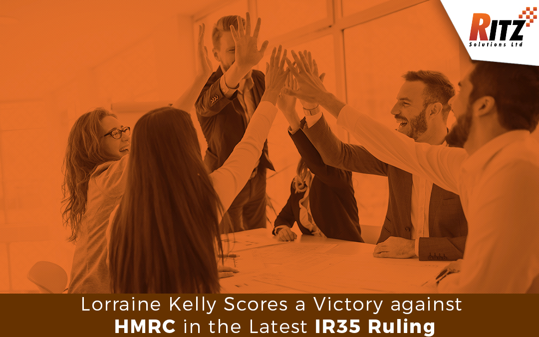 Lorraine Kelly Scores a Victory against HMRC in the Latest IR35 Ruling