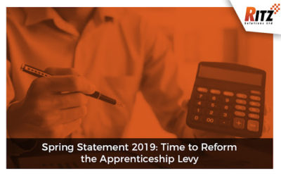 Spring Statement 2019: Time to Reform the Apprenticeship Levy