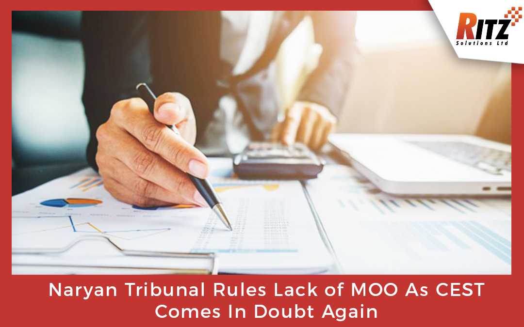 Naryan Tribunal Rules Lack of MOO As CEST Comes In Doubt Again