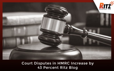 Court Disputes in HMRC Increase by 43 Percent