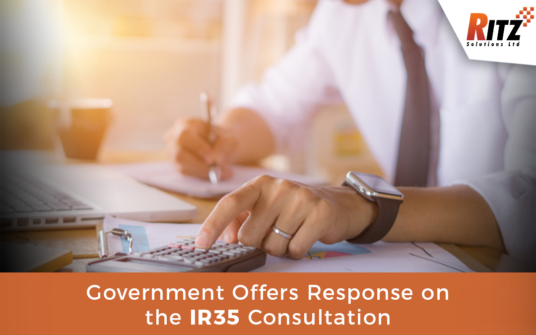 Government Offers Response on the IR35 Consultation