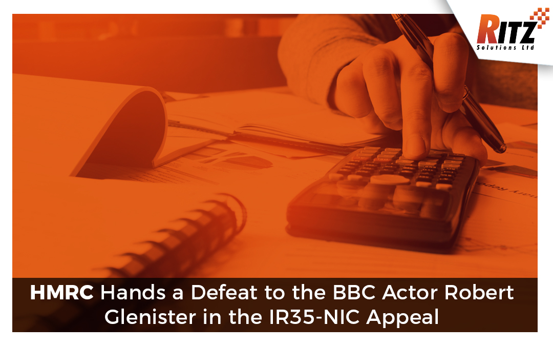 HMRC Hands a Defeat to the BBC Actor Robert Glenister in the IR35-NIC Appeal