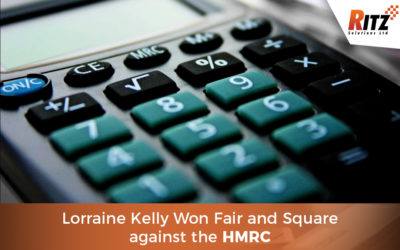 Lorraine Kelly Won Fair and Square against the HMRC