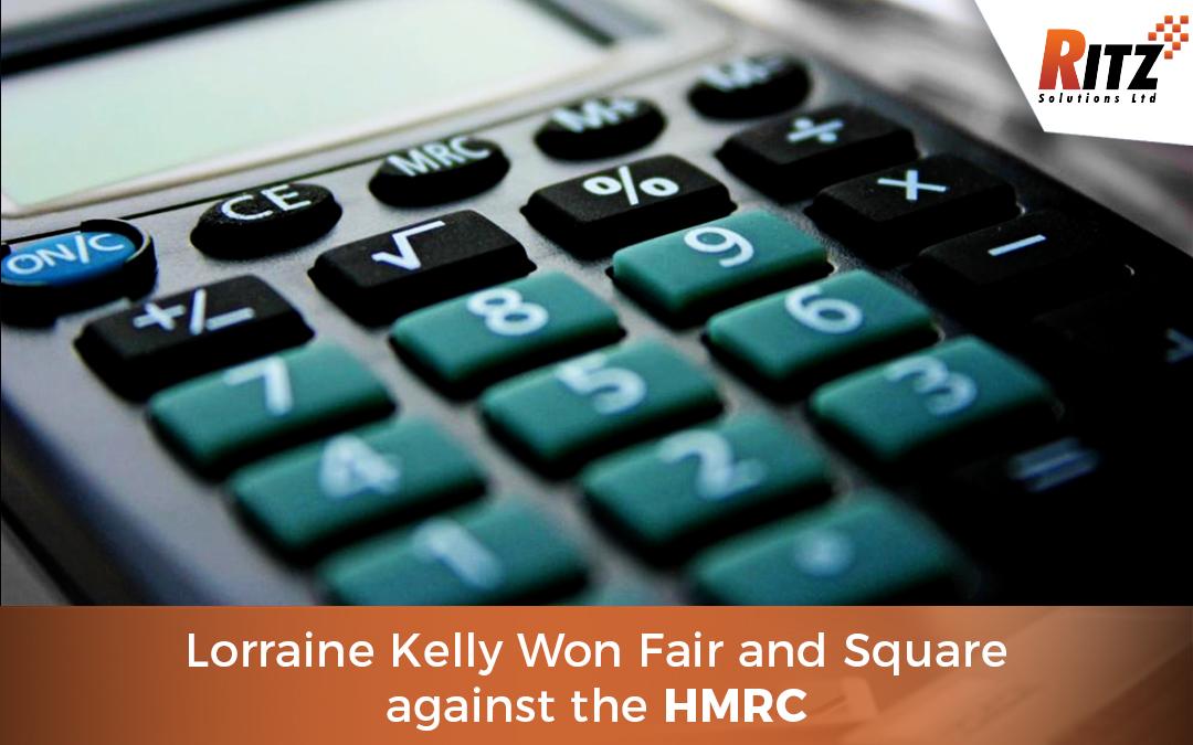 Lorraine Kelly Won Fair and Square against the HMRC