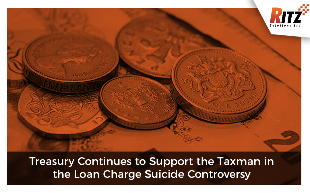 Treasury Continues to Support the Taxman in the Loan Charge Suicide Controversy