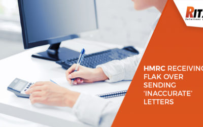 HMRC Receiving Flak over Sending 'inaccurate' Letters