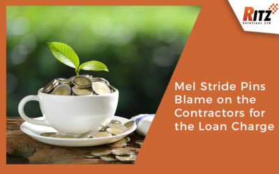 Mel Stride Pins Blame on the Contractors for the Loan Charge