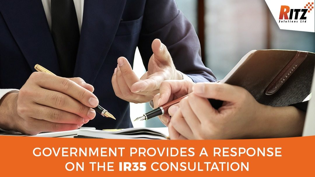 Government Provides a Response on the IR35 Consultation