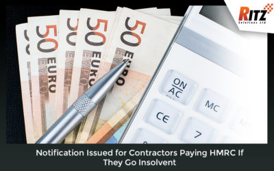 Notification Issued for Contractors Paying HMRC If They Go Insolvent