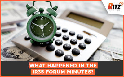 What Happened in the IR35 Forum  Minutes?