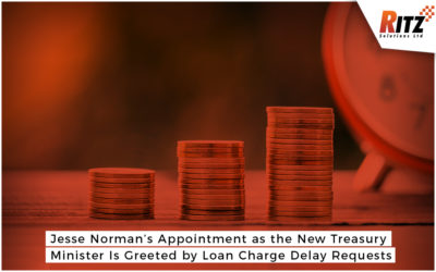 Jesse Norman's Appointment as the New Treasury Minister Is Greeted by Loan Charge Delay Requests