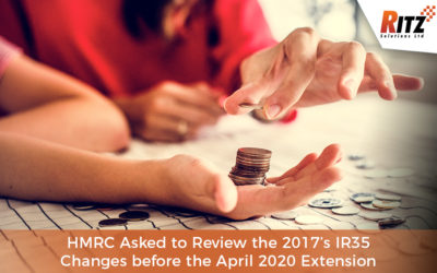 HMRC Asked to Review the 2017's IR35 Changes before the April 2020 Extension