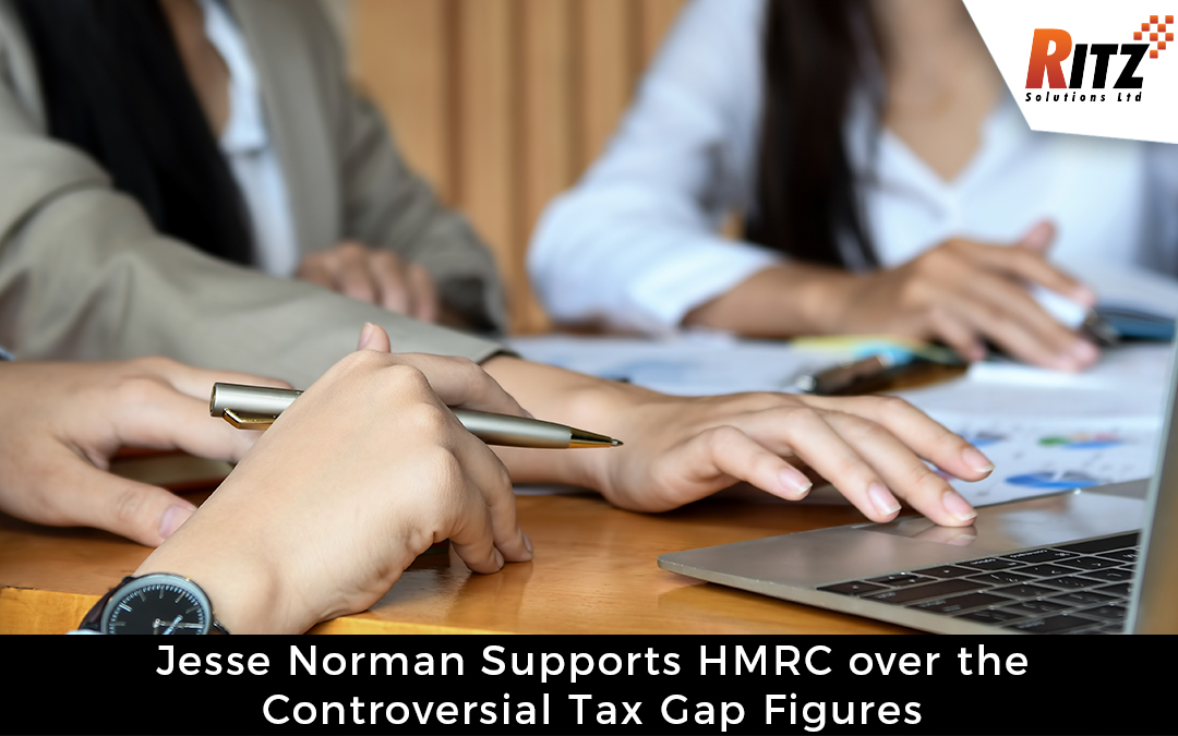 Jesse Norman Supports HMRC over the Controversial Tax Gap Figures