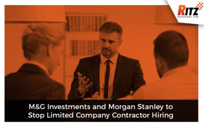 M&G Investments and Morgan Stanley to Stop Limited Company Contractor Hiring