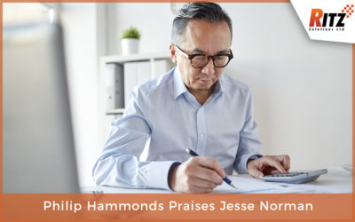 Philip Hammonds Praises Jesse Norman