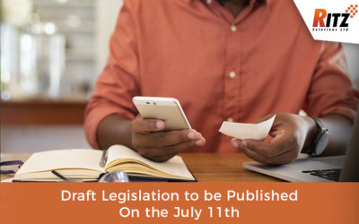 Draft Legislation to be Published On the July 11th