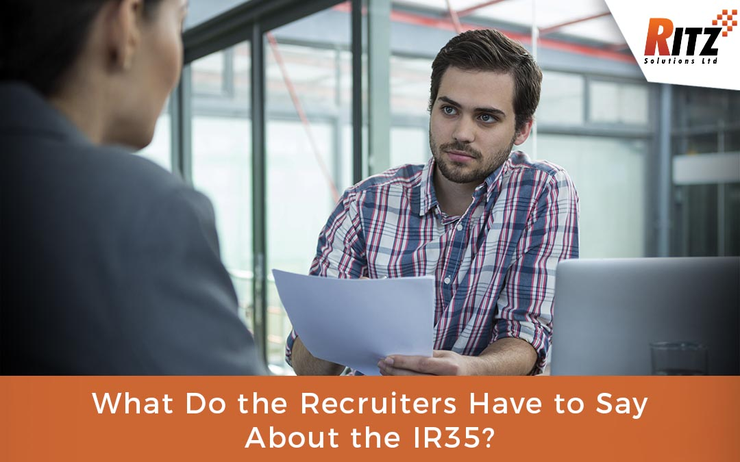 What Do the Recruiters Have to Say About the IR35?