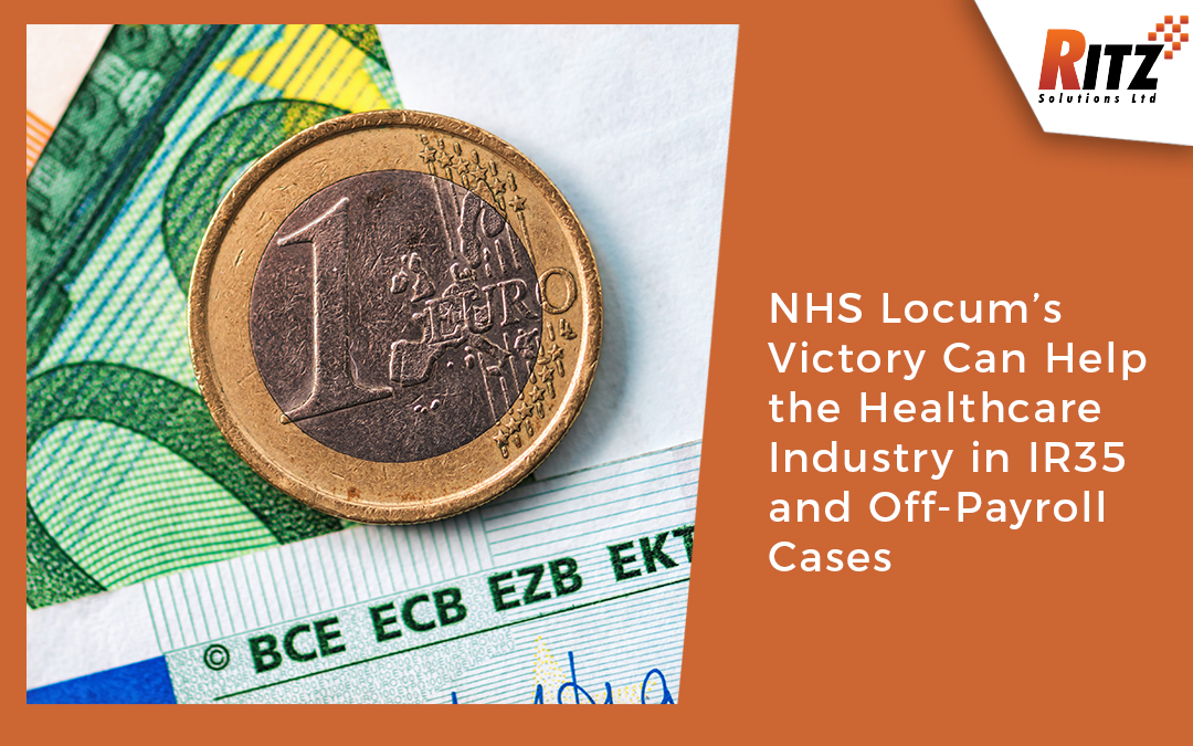 NHS Locum's Victory Can Help the Healthcare Industry in IR35 and Off-Payroll Cases