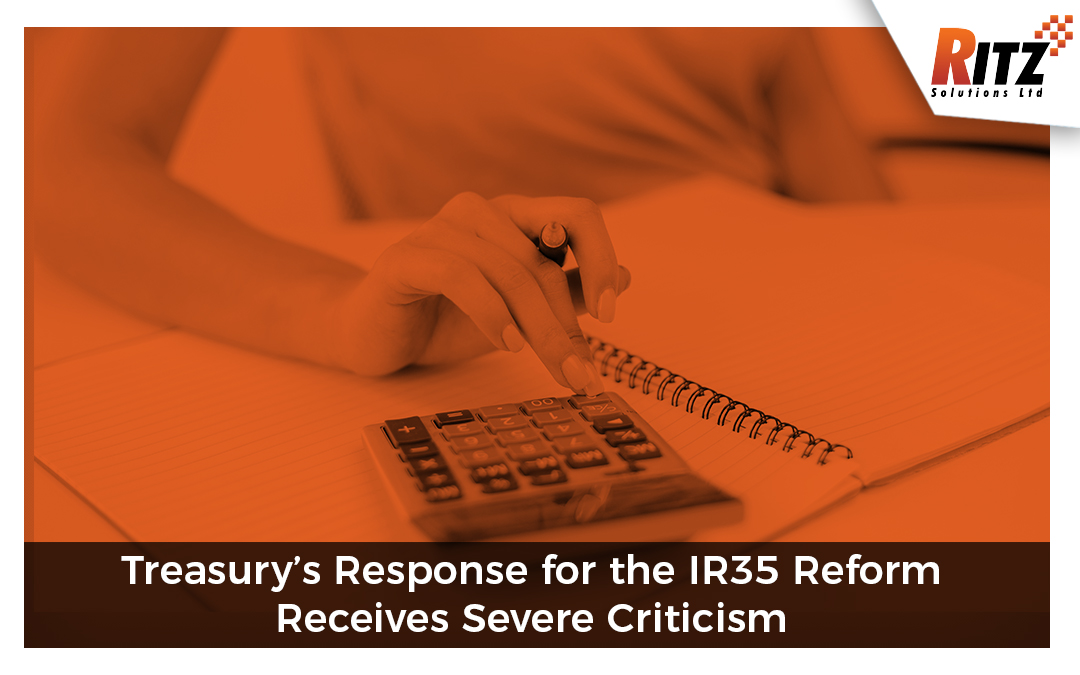 Treasury's Response for the IR35 Reform Receives Severe Criticism