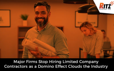 Major Firms Stop Hiring Limited Company Contractors as a Domino Effect Clouds the Industry