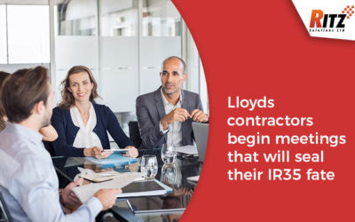 Lloyds contractors begin meetings that will seal their IR35 fate